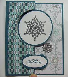 Circle Card Thinlits
