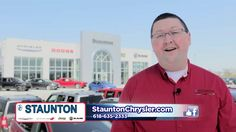 Come check out the year end discounts at Staunton Chrysler Dodge Jeep Ram.