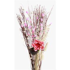 Pink Lotus Bouquet | Handmade Flowers | Whole -- Vyn Flowers
