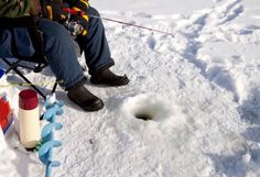 A beginner's guide to ice fishing