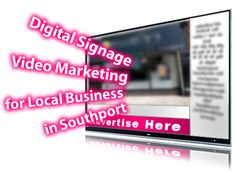 Video Production & Digital Signage company based in Southport http://l2m.tv/