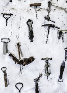 4 DAYS IN THE BAROSSA: Corkscrews #wine