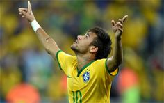 Fabric neimarera glance Brazil 3-1 gole getting yellow cards - the current voice. bartamankantho.com
