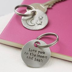 moon and back  keyring by kutuu lifestyle  a8a1275e63cb5