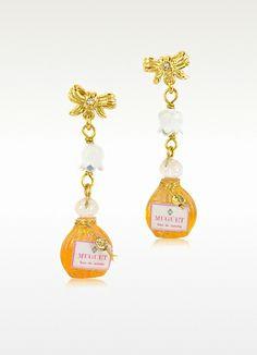 Les Nereides  Le Parfum - Charm Earrings
