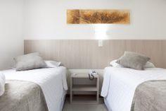 Apartamento Duplo Solteiro #florianópolis #floripa #canasvieiras