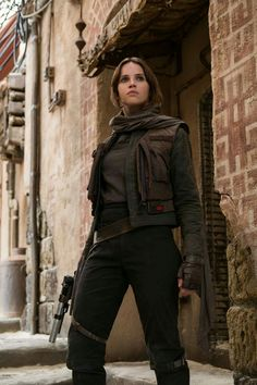 Jyn Erso, Rogue One, Star Wars