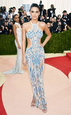Every Single Look from Last Night's Met Ball via @WhoWhatWearUK