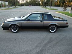 uploaded this image to Buick T-Type'. See the album on Photobucket. Modern Muscle Cars, Custom Muscle Cars, American Muscle Cars, Chevrolet Monte Carlo, Chevrolet Malibu, Buick Grand National Gnx, Bronco Truck, Buick Cars, Gm Car