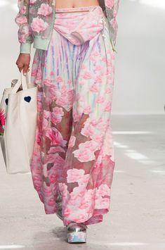 Manish Arora at Paris Spring 2015 (Details) #floral