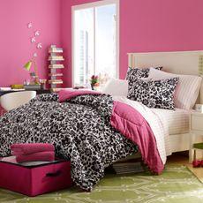 Dorm ideas! Amelia 8 Piece Dorm Kit - Bed Bath & Beyond