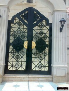 Gate Design, Door Design, Wrought Iron, Doors, Decorative Metal, Amazing, Gates, Blacksmithing, Doorway
