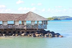 St James's Club Morgan Bay, restaurant in St Lucia