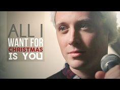All I Want For Christmas - MINOR KEY! ft. Chase Holfelder