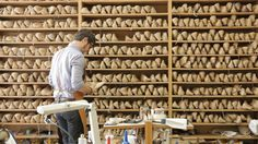T meets Jean-Michel Casalonga, the master craftsman behind Berluti's exquisite bespoke shoes.