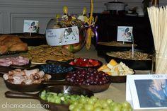 Rapunzel party food idea