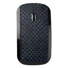 #black - #SCA1 BK-MRBL BL-STONE WIRELESS MOUSE