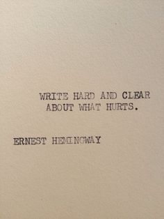 The world could not kill Ernest Hemingway, kids. Only Ernest Hemingway could kill Ernest Hemingway. Great Quotes, Quotes To Live By, Inspirational Quotes, Know Your Worth Quotes, Pretty Words, Beautiful Words, Beautiful Poetry, Beautiful Images, Beautiful Things