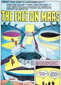 """Mindbomb: John Carter, PKD & """"The Face on Mars"""" Revisted"""