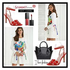 """Colorful sunday!"" by b-necka ❤ liked on Polyvore featuring Smashbox"