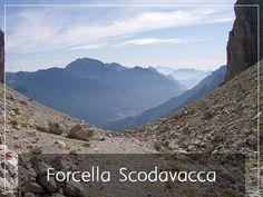 Forcella Scodavacca  Forni di Sopra Italy #dolomiti #dolomites