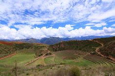 Small-Group Sacred Valley Tour from Cusco 						This full-day, small-group tour will take you off the beaten path in the Sacred Valley. Visit the ruins of Moray, the Salineras and hike to hidden Inca ruins above a gorgeous waterfall. 		 								After a morning pickup at your Cusco hotel, you will depart for the beautiful Sacred Valley of the Incas.  Your first stop is the Moray archaeological site, a series of circular terraces built into natural depressions and thought to hav...