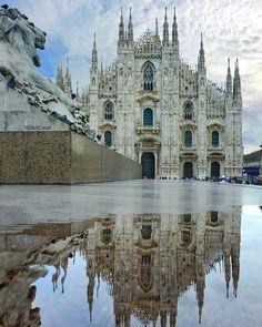 Duomo di Milano  Photography by me (@danicaspi) =)