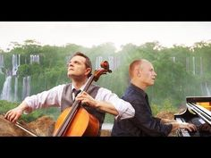 Another Amazing Video ▶ The Mission / How Great Thou Art - The Piano Guys (Wonder of The World 2 of 7) - YouTube