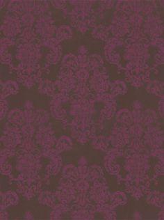 Calico Fabric: Gylfie in Fuschia
