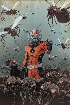 marvel comics Avenger Ant-Man