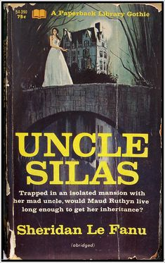"""You will do well to take advantage of Madame's short residence to get up your French a little... You will be glad of this, my dear, when you have reached France, where you will find they speak nothing else.""   ― Joseph Sheridan Le Fanu, Uncle Silas"