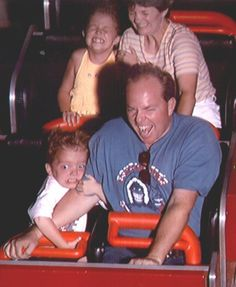 Hilarious Roller Coaster Photos