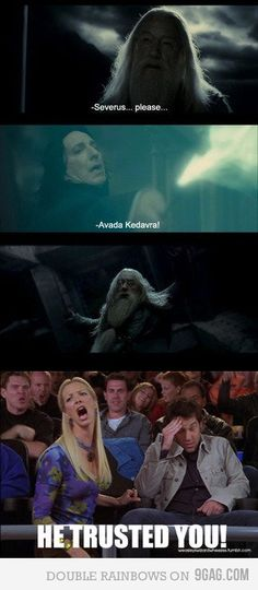 yup to do what you told him to and save Draco's soul and help him move on!