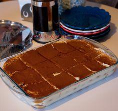 Tiramisu No Bake Desserts, Chutney, Afternoon Tea, Tiramisu, Bakery, Deserts, Food And Drink, Sweets, Snacks