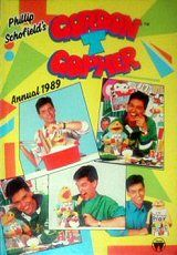 Gordon T Gopher Annuals Gallery