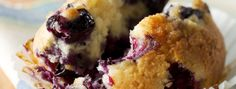 Muffins aux bleuets #recettesduqc #muffin #bleuets