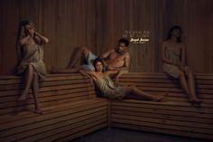"""""""Men where men are not allowed"""" Japi Jane Sex Toy Boutique (Publics, Santiago - Chile) Archive Magazine, Sauna, Print Magazine, Boutique, Creative Director, Interview, Campaign, Advertising, Sex"""