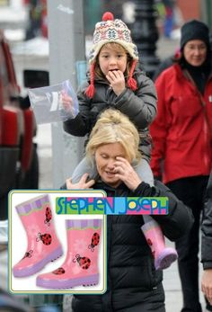 Ava wears Stephen Joseph - Superstar Babies