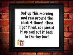 phew I'm tired!