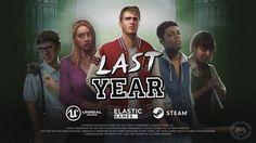 LAST YEAR  Predator Mode Gameplay Horror Game