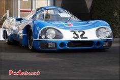 Matra-Sport 640 Exposition Chevau-Legers