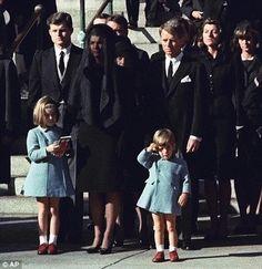 John Kennedy funeral