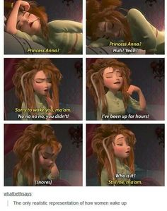 Funny pictures about Disney finally shows realistic women. Oh, and cool pics about Disney finally shows realistic women. Also, Disney finally shows realistic women. Disney Love, Disney Magic, Disney Stuff, Disney And Dreamworks, Disney Pixar, Disney Frozen, Disney Characters, Rasengan Vs Chidori, Frozen Film