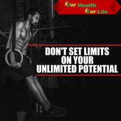http://www.ourhealthourlife.com/ => You are confined only by the walls you build yourself. #StayHealthy #StayFit
