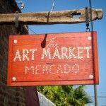 The Art Market in San Jose del Cabo Mexico