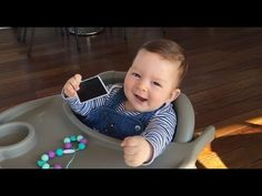 Amazing magic trick done by a baby at just six months Amazing Magic Tricks, Funny, Youtube, Baby, Funny Parenting, Baby Humor, Infant, Hilarious, Youtubers