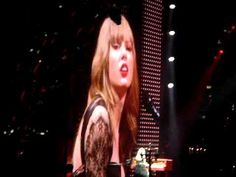 """Full performance of """"All Too Well"""" by Taylor Swift in Omaha at the Century Link Center 3/14/13."""