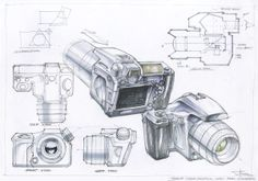 Digital Devices Sketch 2010 on Behance