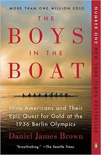 Adele Park's Quirky Audio Books: Book Review of The Boys in the Boat