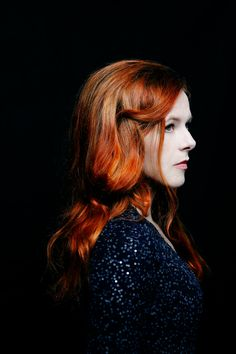 This is Neko Case.  I can think of no greater honor than being pinned on the Will's Band of the Week Pinterest site.
